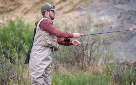 Fly Fishing on the South Platte River