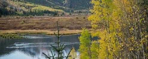 Fall Colors in the Colorado Rockies – San Juans