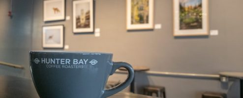 Photos at Hunter Bay Coffee – Arvada through March