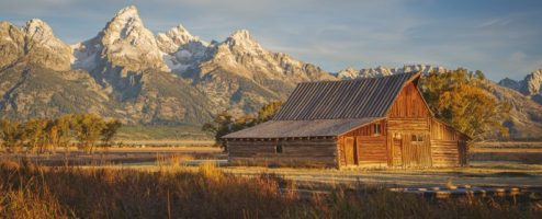 Fall in the Tetons – 2020